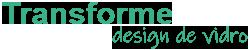 Transforme Design de Vidro Logo